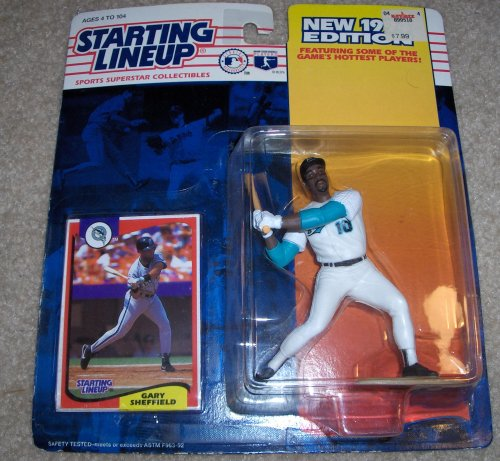 1994 Gary Sheffield MLB Starting Lineup Figure [Toy]