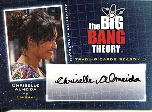 the-big-bang-theory-stagione-5-autografi-di-a16-chriselle-almeida-come-lakshmi