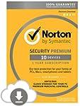 Norton Security Premium - 10 Devices...