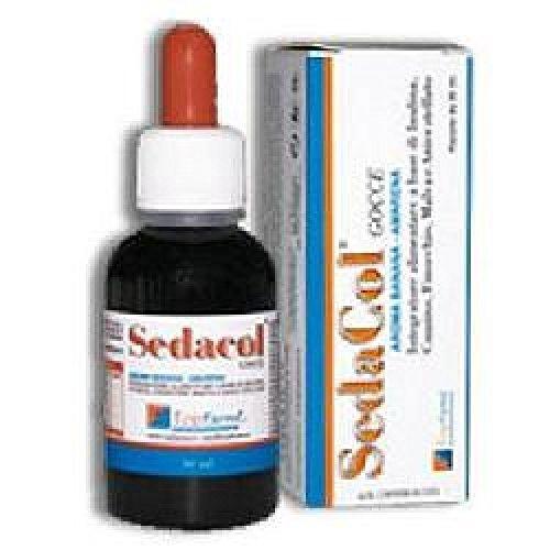 integratore alimentare per il benessere intestinale sedacol gocce 30 ml