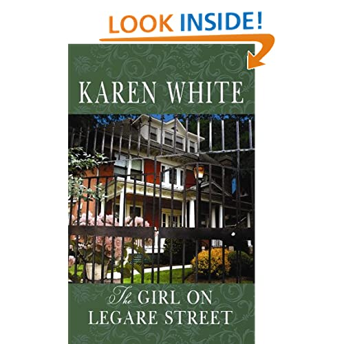 The Girl on Legare Street (Center Point Premier Fiction (Large Print))