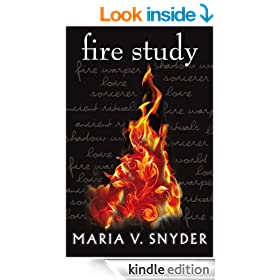 Fire Study (The Chronicles of Ixia - Book 3)
