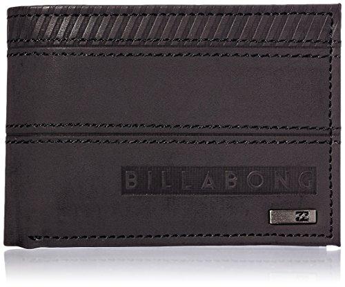 G, s.m. Europe - Portamonete uomo Billabong vacante Wallet, Cioccolato, taglia unica, Z5WM03 BIF6 19