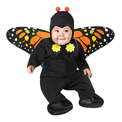 Child's Infant Toddler Butterfly Halloween Costume (18-24 Months)