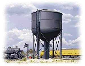 Walthers Cornerstone Walthers Cornerstone HO Scale Steel Water Tank Structure Kit