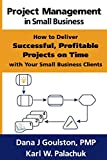 img - for Project Management in Small Business - How to Deliver Successful, Profitable Projects on Time with Your Small Business Clients book / textbook / text book