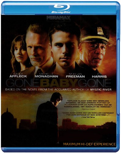 Gone Baby Gone [Blu-Ray] - Import langue française
