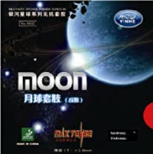 YINHE Moon Table Tennis Rubber Sheet Ping Pong Rubber