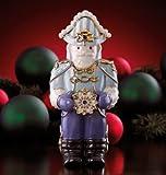 Lenox Fine China Figurine Nutcracker With Snowflake