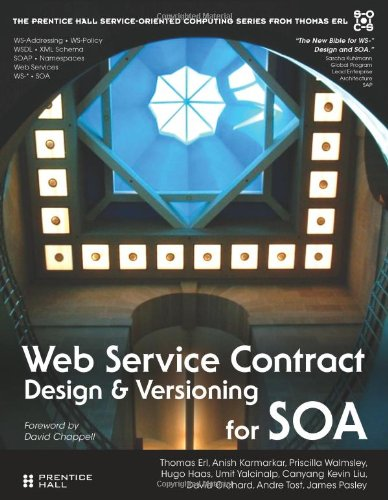 Web Service Contract Design and Versioning for SOA (Soa Web Services compare prices)