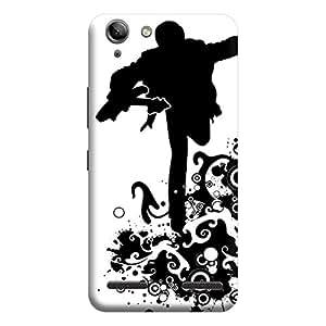 iCover Premium Printed Mobile Back Case Cover With Full protection For Lenovo K5 Plus (Designer Case)