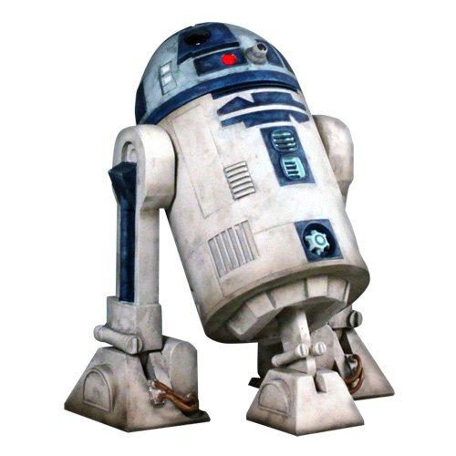 『スター・ウォーズ』 【等身大モニュメント】 R2-D2 (クローン・ウォーズ版)