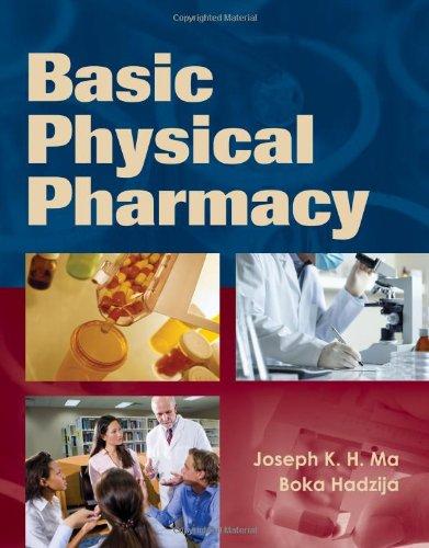 Basic Physical Pharmacy (Book)