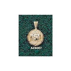 Arizona State ASU Basketball - 14K Gold by Logo Art