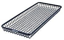 Rhino Rack Wire Mesh Basket with MultiPurpose U-Bolt Fit Kit, 56 x 23 x 5-Inch