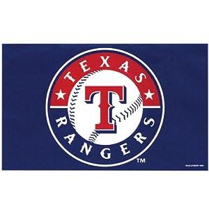 Texas Rangers - Logo 3' X 5' Flag MLB Pro Baseball