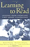 Learning to Read: Lessons from Exemplary First-Grade Classrooms