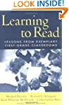 Learning to Read: Lessons from Exempl...