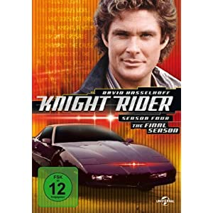 Knight Rider - Season 4 (German Version)
