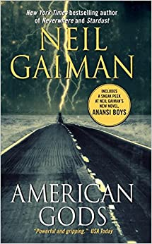 How close is american gods to the book