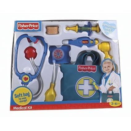 Fisher Price N5045 Medical Toy Kit