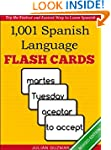 1,001+ Spanish Language Flash Cards:...
