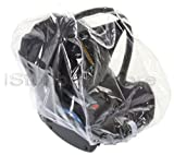 Universal Car Seat Raincover Fit All Carseat Infant Carrier Rain Cover