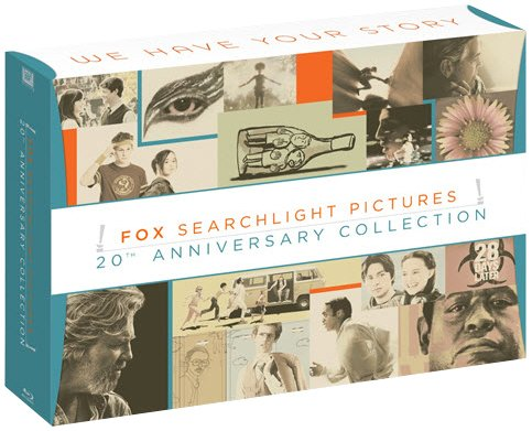 Fox Searchlight Pictures 20th Anniversary Coll [Blu-ray]