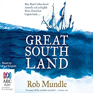 Great South Land Audiobook