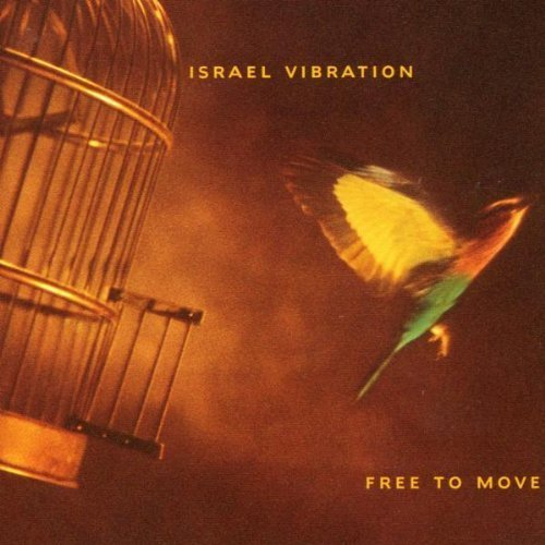 Free to Move by Israel Vibration (1996) Audio CD