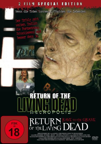 Return of the Living Dead 4+5