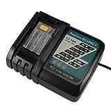 電動工具用充電器 makita交換充電器14.4V 18V用 チャージャー リチウムイオンバッテリー DC18RC