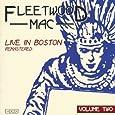 Live In Boston, Vol. 2