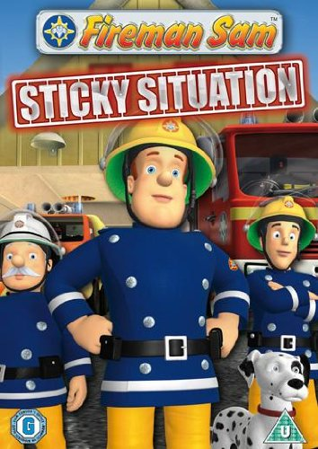 Fireman Sam - Sticky Situation [DVD] [2009]