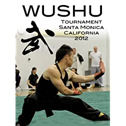 Wushu Tournament Santa Monica 2012