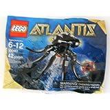 LEGO Atlantis Mini Figure Set #30040 Octopus Bagged