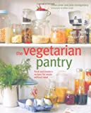 img - for The Vegetarian Pantry: Fresh and Modern Recipes for Meals Without Meat book / textbook / text book