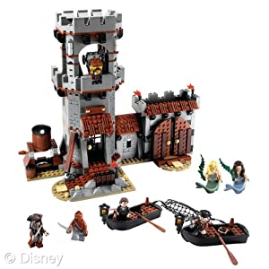 Lego Disney Pirates of the Caribbean Whitecap Bay (4194)