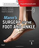 Manns Surgery of the Foot and Ankle, 2-Volume Set: Expert Consult: Online and Print, 9e (Coughlin, Surgery of the Foot and Ankle 2v Set)