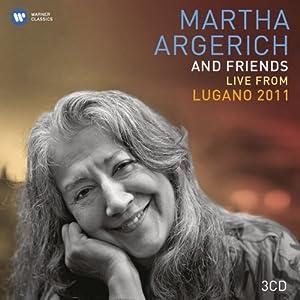 Martha Argerich au Festival de Lugano 2011 (Coffret 3 CD)