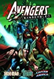 img - for Avengers Disassembled: Iron Man, Thor & Captain America HC (Oversized) by Oeming, Michael Avon, Ricketts, Mark, Miller, John Jackson, [01 April 2009] book / textbook / text book