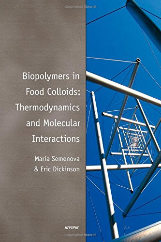 Biopolymers in Food Colloids: Thermodynamics and Molecular Interactions PDF