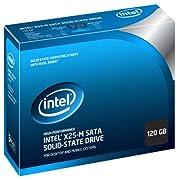 Intel SSD 120GB SATA 2.5inch MLC w/Cable Retail K SSDSA2MH120G2K5