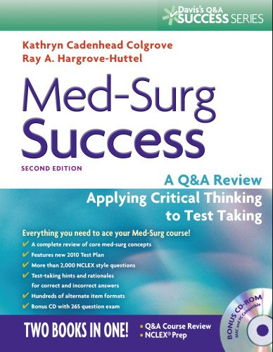 Med-Surg Success: A Q&A Review Applying Critical...