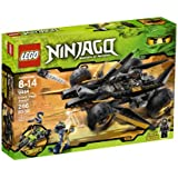 LEGO Ninjago Cole's Tread Assault 9444