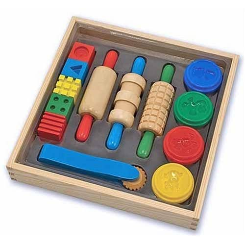 Melissa & Doug Shape Model and Mold