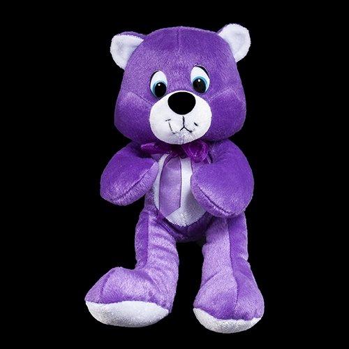 Cozy Bear - Purple