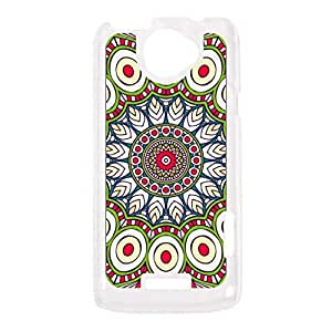 a AND b Designer Printed Mobile Back Cover / Back Case For HTC One x (HTC_One_X_1951)