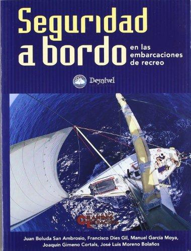 Seguridad a bordo embarcaciones recreo (Grandes Espacios)