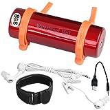 Waterproof Underwater 8GB WMA MP3 Player Swimming Water Red